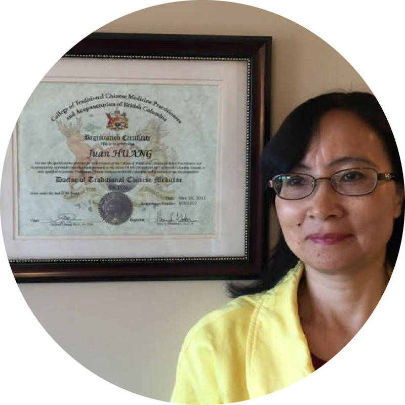 Dr. Huang – Victoria Acupuncture