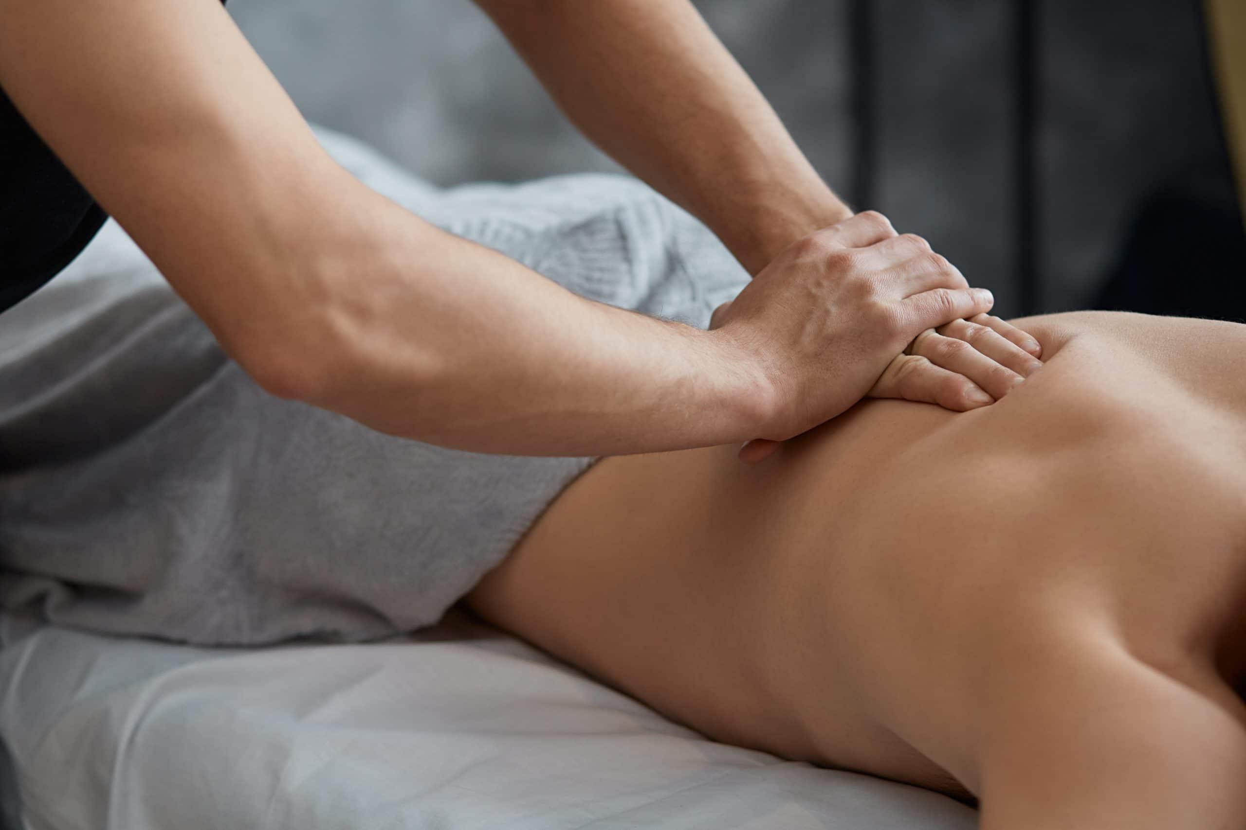 Registered Massage Therapy Victoria